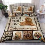 Goldendoodle Dog Love NI1604001YM Bedding Set