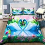 Swan Couple NI2101061YD Bedding Set