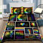 Pride LGBT NI3003006YM Bedding Set