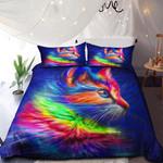 Cat Rainbow Color NI0901017YD Bedding Set