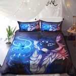 Wolf And Butterfly NI3001122YD Bedding Set
