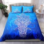 Blue Elephant Mandala NI1203003YT Bedding Set