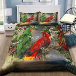 Beautiful Parrots NI0701091YD Bedding Set