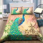 Beauty Peacock NI2101038YD Bedding Set