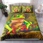 Red Eyes Tree Frog NI1703009YT Bedding Set