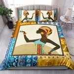African Woman NI0803004YT Bedding Set