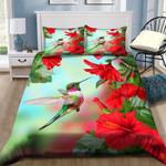 Diamond Hummingbird NI0701102YD Bedding Set