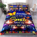 Butterfly Look Up Smile NI0303021YT Bedding Set