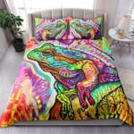 Psychedelic Frog NI1703007YT Bedding Set