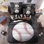 Baseball VT1011682CL Bedding Set