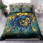 Viking Warrior Skull With Axes NI0903012YT Bedding Set