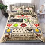Boxer Pixel Of Pup NI0303018YT Bedding Set