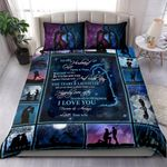 To My Husband Once Upon A Time NI0204006YM Bedding Set