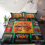Life Is Like A Basketball NI3001105YD Bedding Set