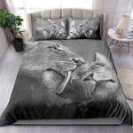 Lioness Grooming Her Cub NI2702021YT Bedding Set