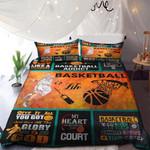 Basketball Never Stops NI3001088YD Bedding Set