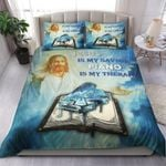Jesus Is My Savior Piano Is My Therapy YP2704006XE Bedding Set