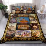The Carousel Never Stops Turning NI2604004YM Bedding Set