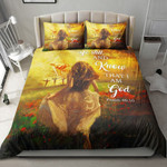 God Be Still And Know YP3003001XE Bedding Set