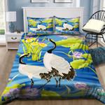 Indian Peafowl Art NI0701111YD Bedding Set