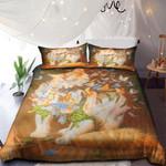 Cat Butterflies NI0901014YD Bedding Set