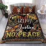 No Justice No Peace NI1504004YM Bedding Set