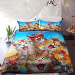 Happy Cats NI0901033YD Bedding Set