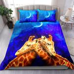 Lovely Couple Giraffe At Night NI1503012YT Bedding Set
