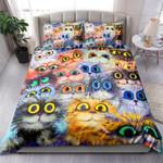 Cats Portraits NI1103005YT Bedding Set