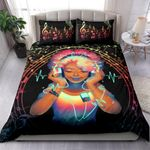 Black Girl Love Music NI0503005YT Bedding Set