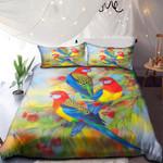 Pretty Parrots NI0901054YD Bedding Set