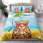 Cheetah On The Beach NI1803007YT Bedding Set