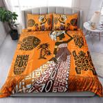 African Woman NI0803002YT Bedding Set