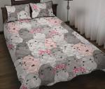 Hippo Cute AM1811061CL Bedding Set