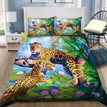 Tiger Couple In Lake NI2101064YD Bedding Set