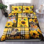 Australian Shepherd Yellow Tartan NI0303008YT Bedding Set