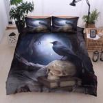 Bird Skull VT1811179CL Bedding Set