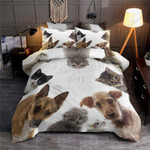 Cat And Dog VT1211553CL Bedding Set