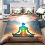 7 Chakras Lotus Pose NI1303041YD Bedding Set