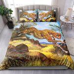 Cheetah Running NI1803008YT Bedding Set