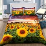 Sunflower Field NI0701127YD Bedding Set