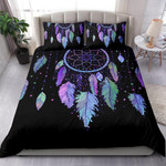 Dreamcatcher With Colorful Vibrant Feathers NI1103008YT Bedding Set