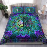 Hippie When The Power Of Love Overcome YP1705007XE Bedding Set