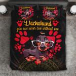 Dachshund YP0904003XD Bedding Set