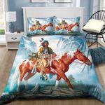 Native America Man And Horse NI0302053YD Bedding Set