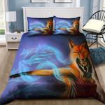 Fantasy Art Fox Girl NI0302038YD Bedding Set
