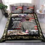 My Daughter My Hero US Army NI0704006YM Bedding Set