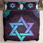 Jewish Star Light Color Gs Cl Dt1307 Bedding Set