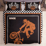 Bmx Rider And Flag Yw2601129Cl