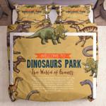Jurassic Park Gs Cl Nt0401 Bedding Set
